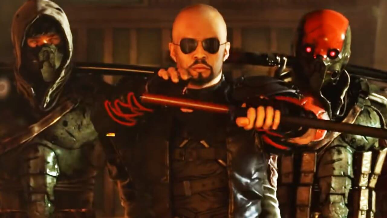 shadow warrior 2 lo wang sunglasses 1 - Shadow Warrior 2 Emerging from the Shadows on October 13; Ultra-Violent New Trailer Released