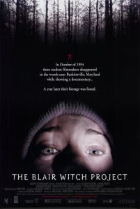 the blair witch project movie poster 1999 1020197462 201x300 - Original BLAIR WITCH PROJECT Director Wants to Relaunch Franchise--With a Prequel!