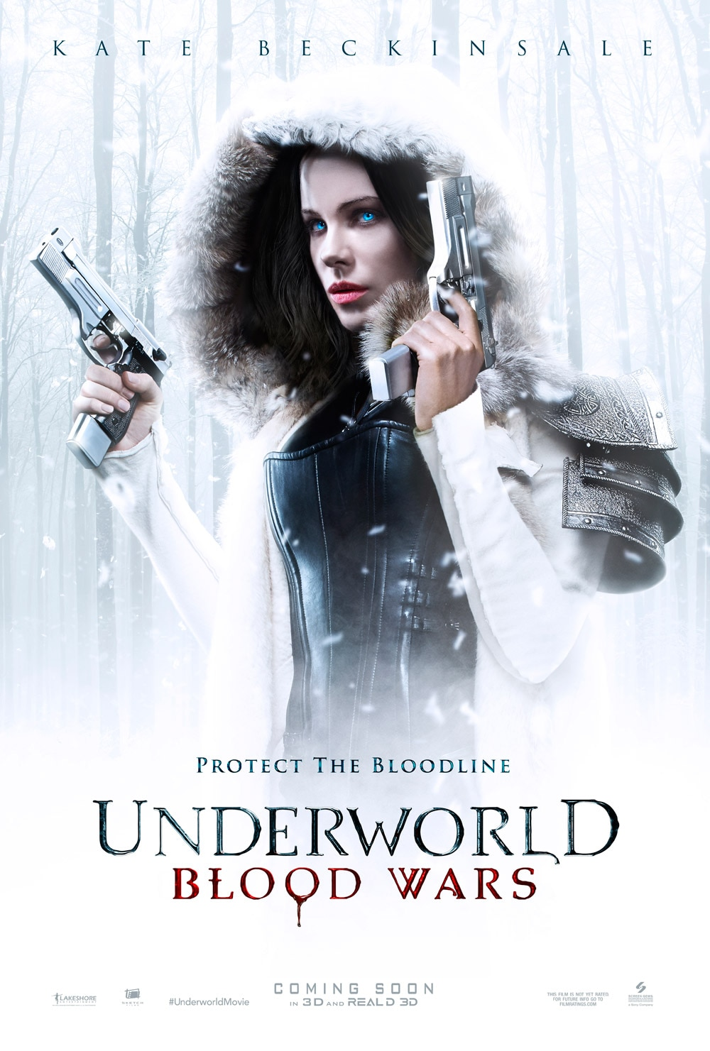 underworld bloodline - Another Underworld: Blood Wars Poster Slides In