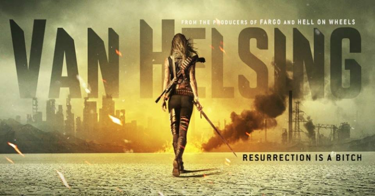 vanhelsing banner - Syfy Renews Van Helsing for a Second Season
