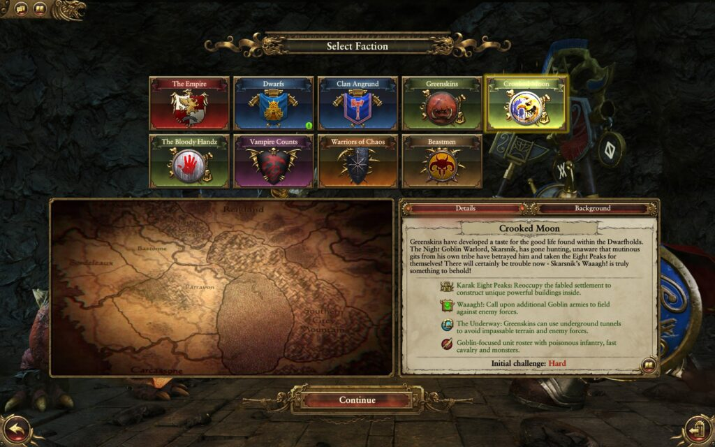 20161023161535 1 1024x640 - Total War: Warhammer - The King and the Warlord (Video Game DLC)