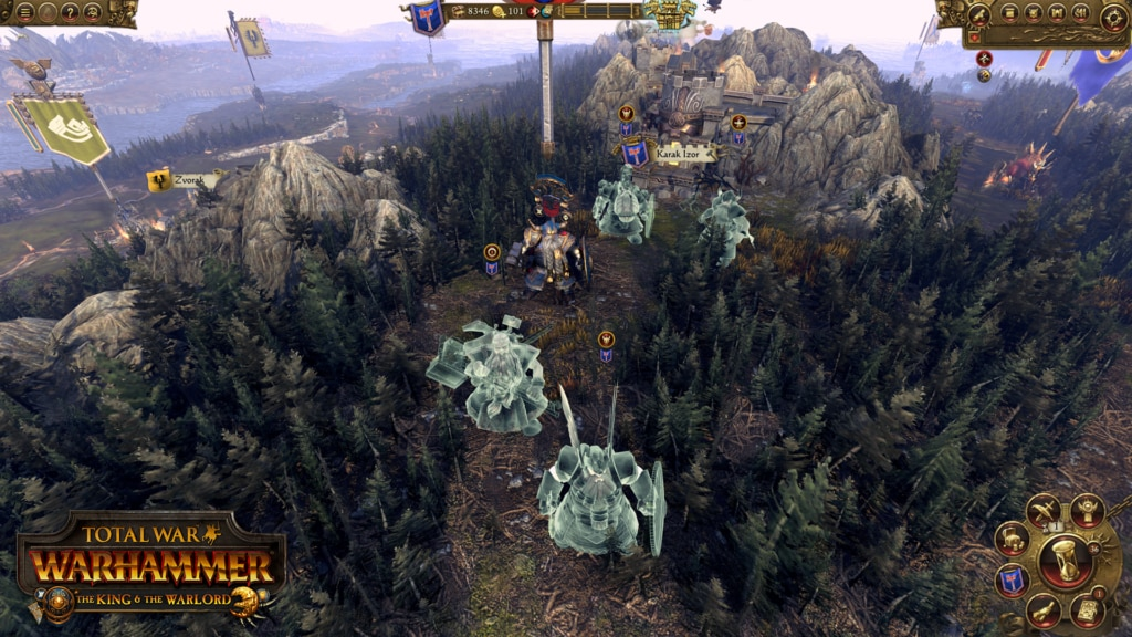 BelegarCampaign 02 Logo 1476200087 1024x576 - Total War: Warhammer - The King and the Warlord (Video Game DLC)