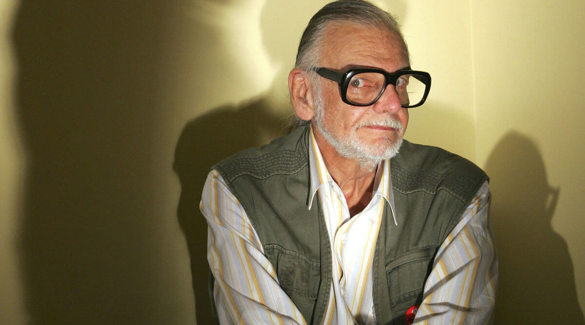 GeorgeARomero nfl documentary 1 - Remembering George A. Romero by Matthew Blazi