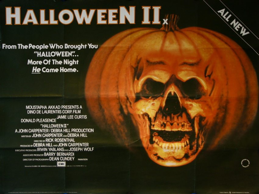 H2 1 - Halloween II (1981) 35 Years Later - A Worthy Companion Piece to the Original or Not? Part 1 of 2: The Original