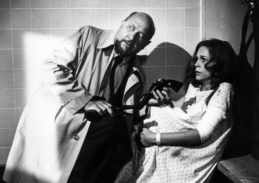 HALLOWEEN II, Donald Pleasence, Jamie Lee Curtis, 1981. ©Universal Pictures