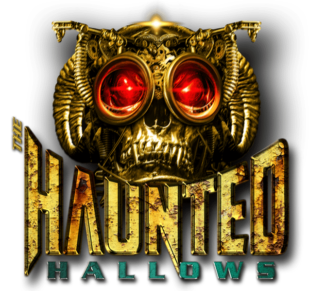 Home slider logo - The Haunted Hallows Haunted Attraction Review