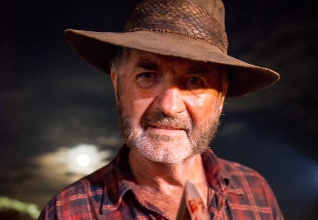 John Jarratt Mick Taylor - Interview: John Jarratt Talks Returning to Wolf Creek for the Small Screen