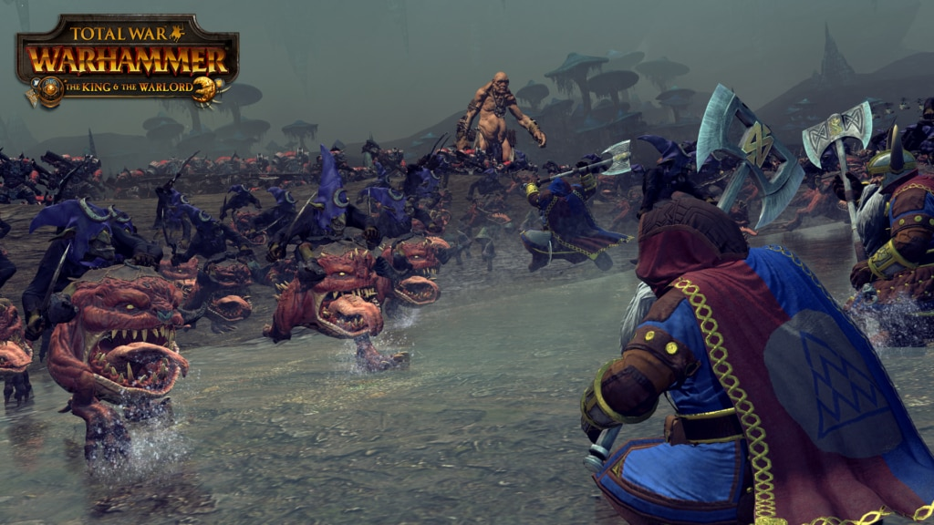 Total War: Warhammer - The King and the Warlord (Video Game