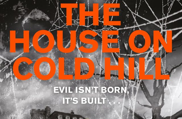 The House on Cold Hill cover s - Best Books of the Halloween Season BONUS: The House on Cold Hill