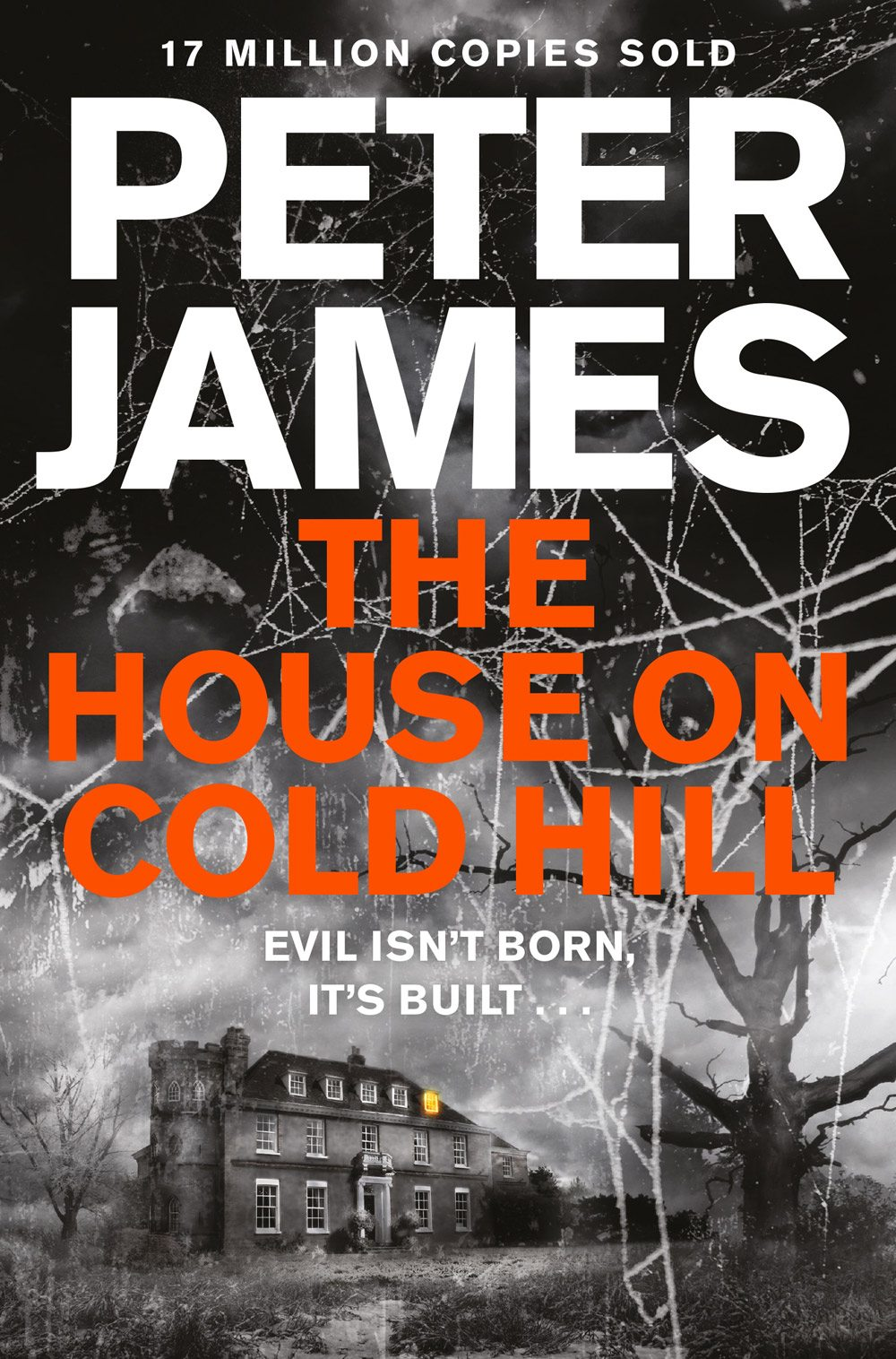 The House on Cold Hill cover - Best Books of the Halloween Season BONUS: The House on Cold Hill