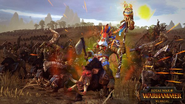 Wurrzag - Total War: Warhammer - The King and the Warlord (Video Game DLC)