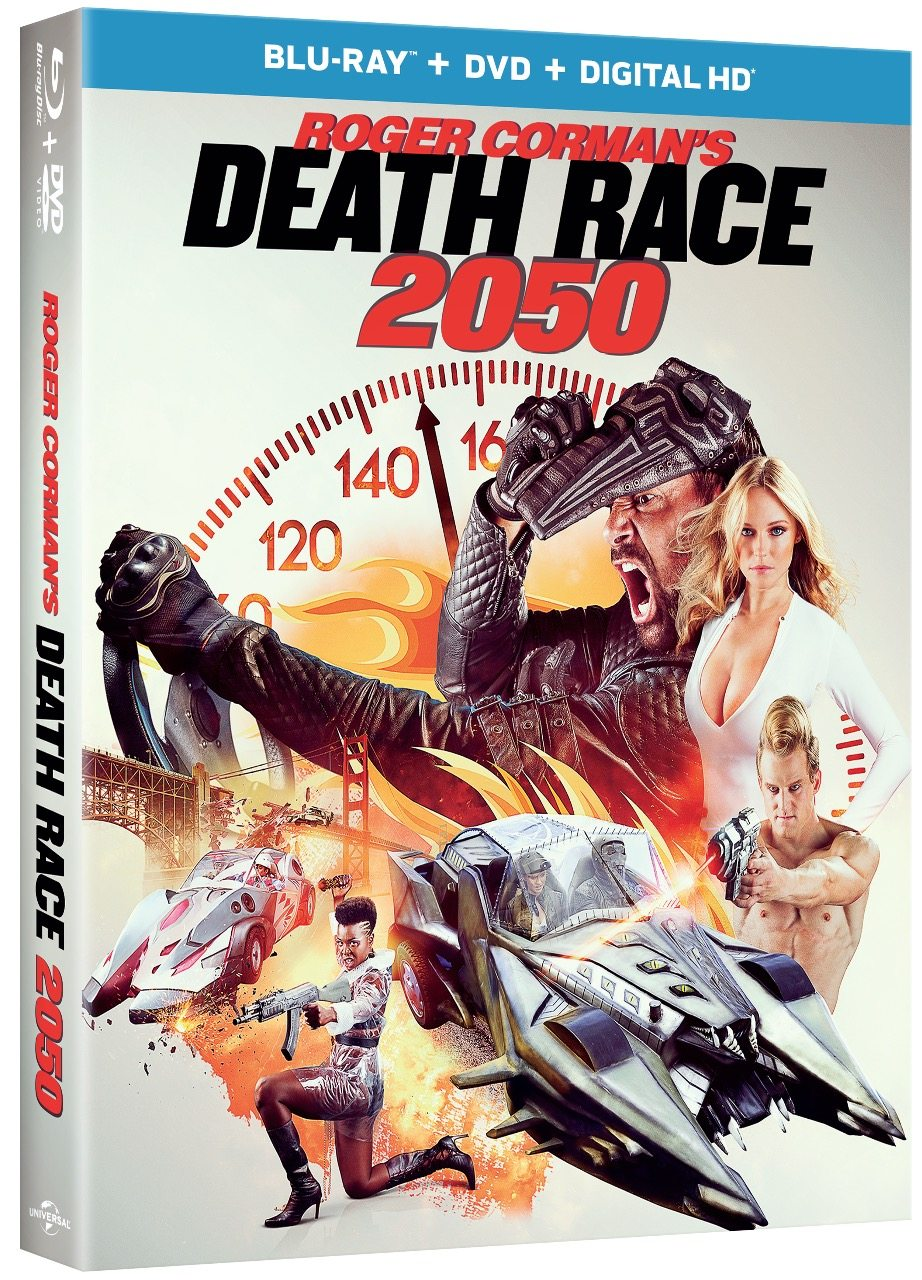 deathrace 2050 - Roger Corman's Death Race 2050 Gets a Red Band Trailer!