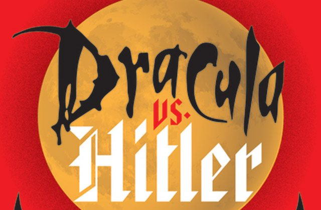 draculavshitler new s - Win a Copy of Dracula vs. Hitler