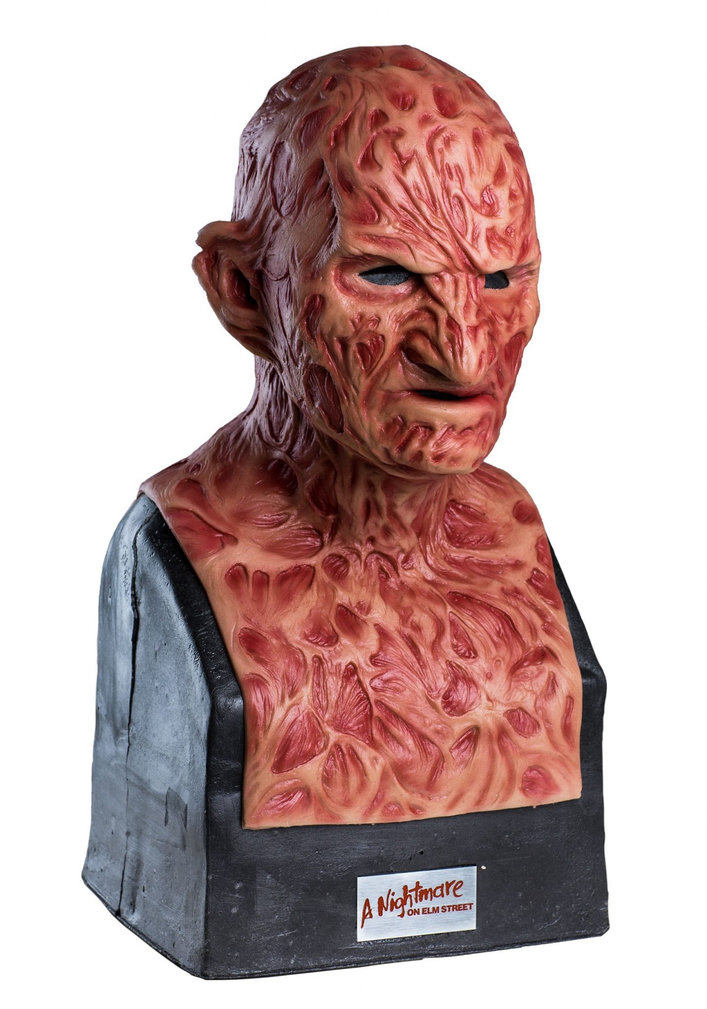 freddy krueger collectors mask - See The ULTIMATE Freddy Krueger Mask!