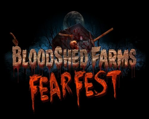 front generic flyer 300dp1 4x5 - Bloodshed Farms Fearfest 2016 Review