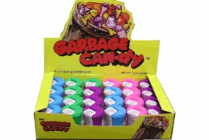 garbage can dy photo courtesy crownstarfoods.com  300x202 - Top 10 Retro Halloween Candies that Should Have Never Gone Away