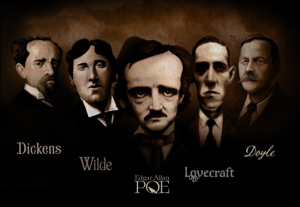 iclassics - Sleepy Hollow Joins Poe and Lovecraft in iClassics' Immersive Reading Concept