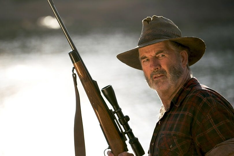 john jarret mitch taylor wolf creek tv series 1 - Flashback to this Exclusive Wolf Creek: The Series Video