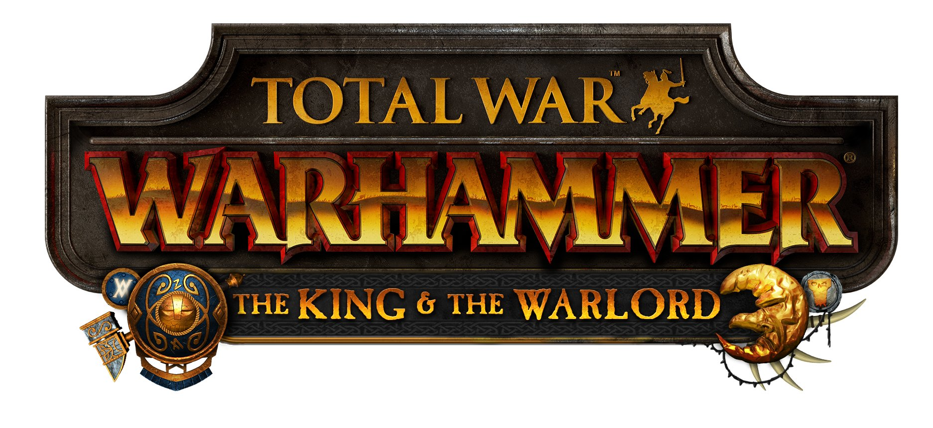 king and the warlord featured - Total War: Warhammer - The King and the Warlord (Video Game DLC)
