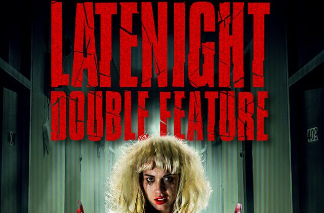 latenight doublefeature dvd s - Win a Copy of Late Night Double Feature on Blu-ray