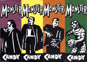 monster candy 300x215 - Top 10 Retro Halloween Candies that Should Have Never Gone Away