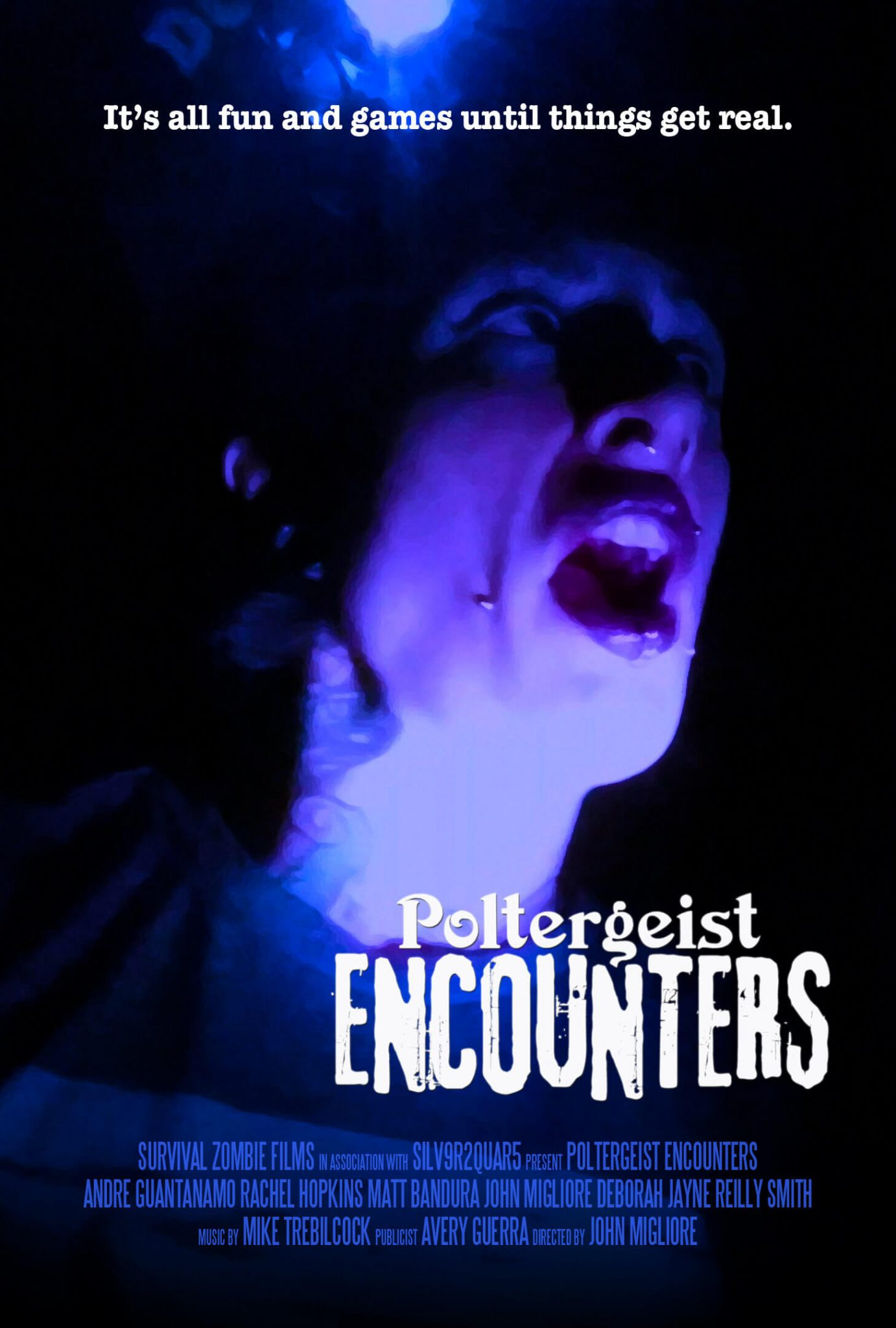 poltergeist enocunters 1 - Experience Poltergeist Encounters in New Trailer
