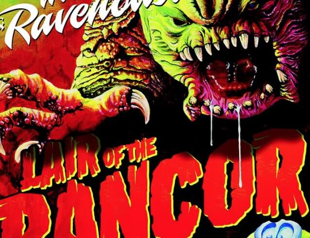 star wars lair of the rancor 1 - Star Wars Gets A B-Movie Horror Makeover In New Posters