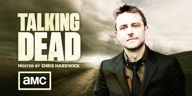 talking dead - October 23rd Talking Dead to Be Live and Super-Sized; How You Can Attend!