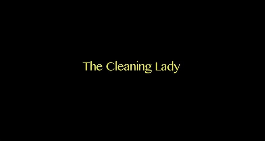 thecleaninglady - Halloween Treat: Jon Knautz's The Cleaning Lady Gets Down & Dirty