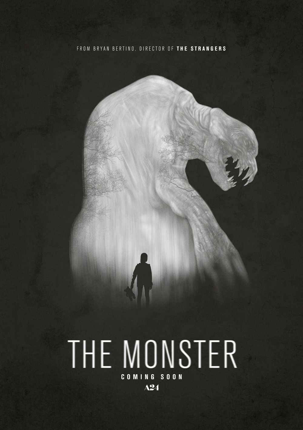 themonster poster - Dread Central's Best and Worst Horror Films of 2016