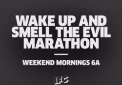 Wake Up and Smell the Evil
