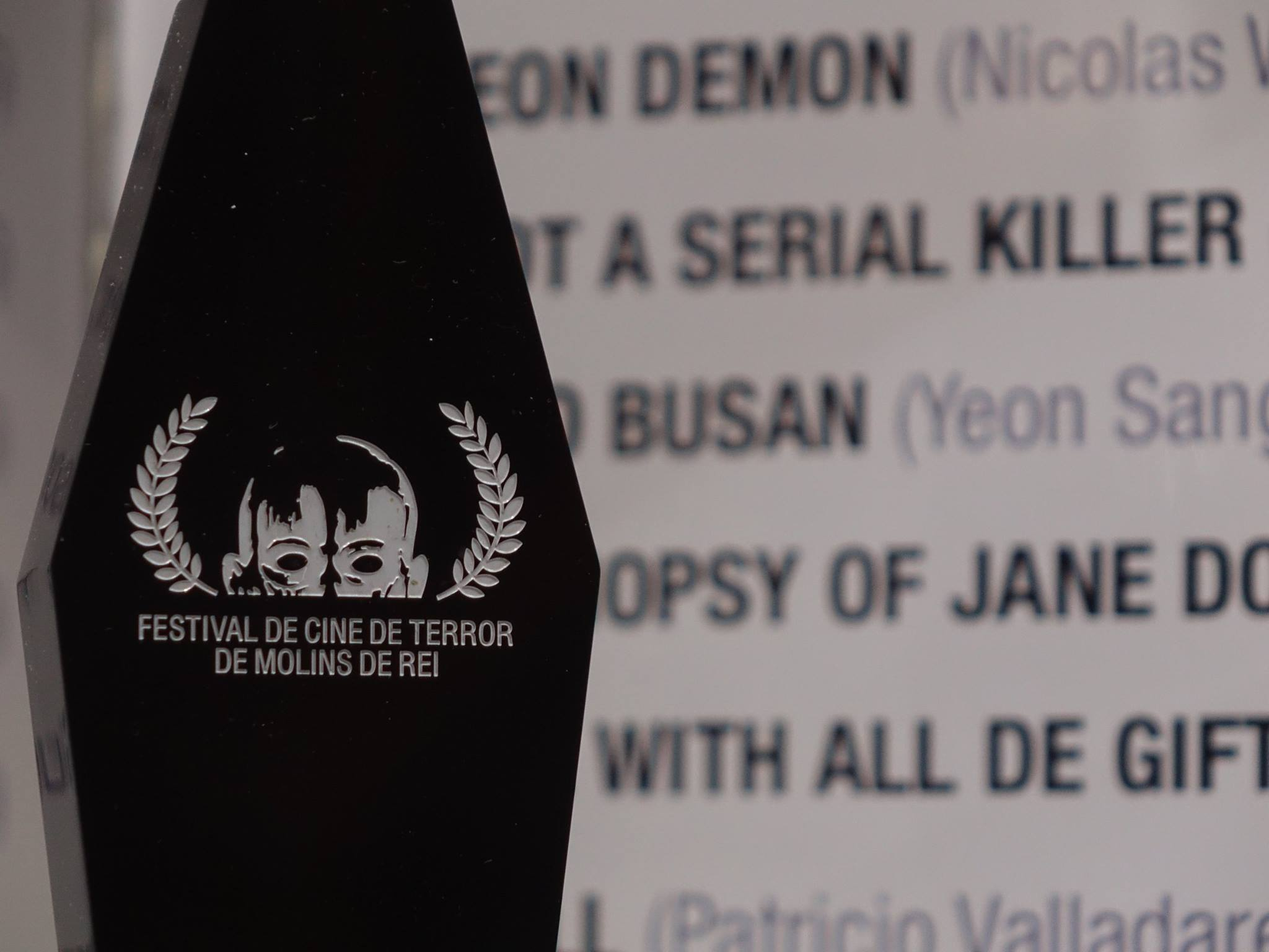 The 35th Molins de Rei Horror Film Festival Jury Hath Spoken ... - Dread Central
