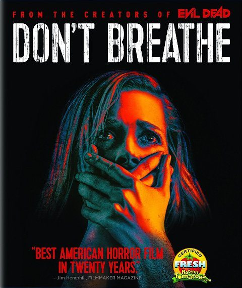 Dont Breathe 2016 - Dread Central's Best and Worst Horror Films of 2016