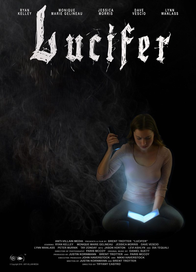 Lucifer Movie Poster Full - AFM 2016: Lucifer Fights a Demon in this Official Trailer
