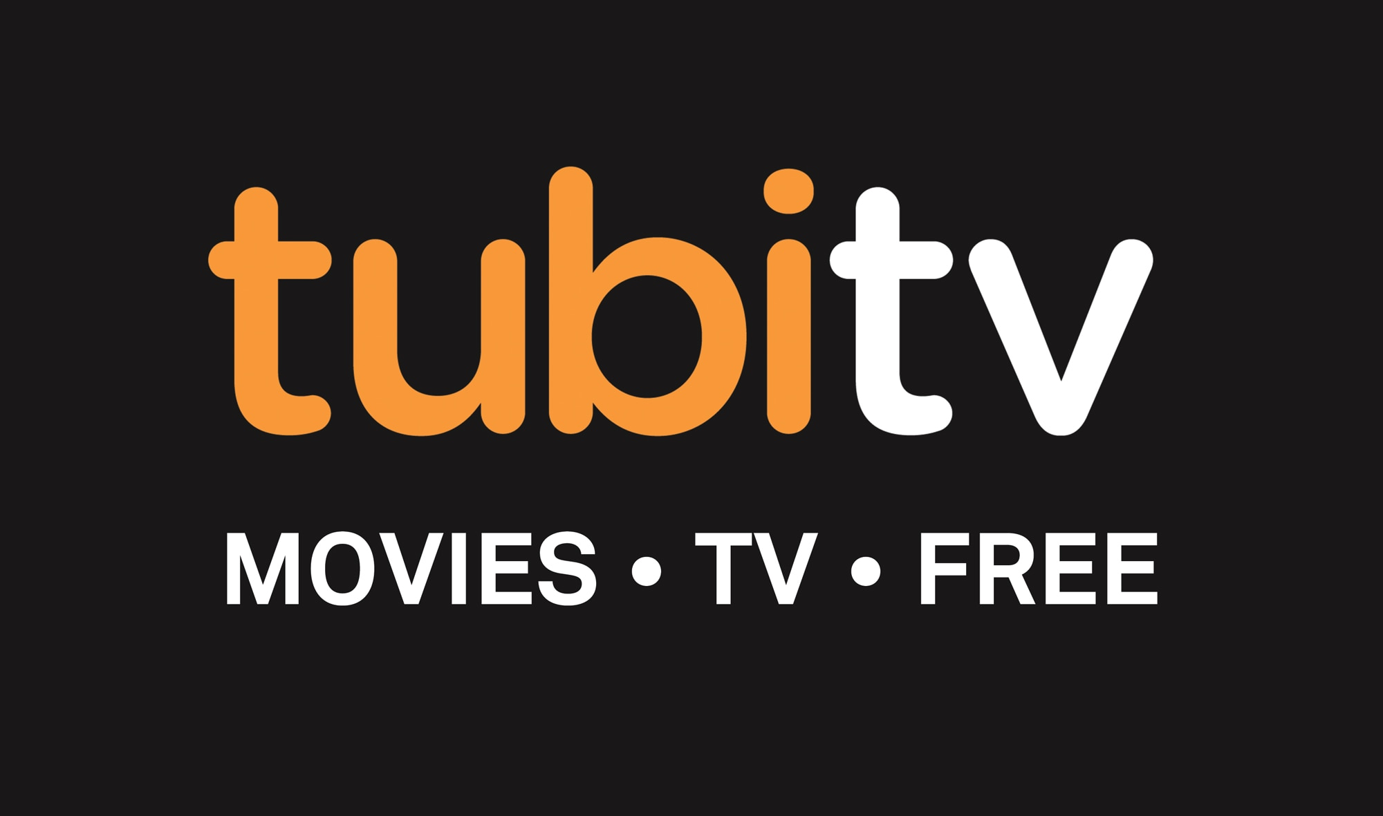 Tubi Logo New - Tubi TV Announces Halloween HorrorFest