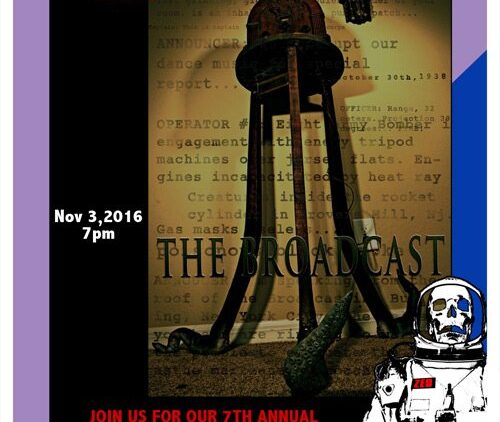 Zed Fest Presents 2016 Lobby Poster The Broadcast  500x422 - Zed Fest 2016 Now Under Way in North Hollywood