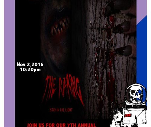 Zed Fest Presents 2016 Lobby Poster The Raking  500x422 - Zed Fest 2016 Now Under Way in North Hollywood