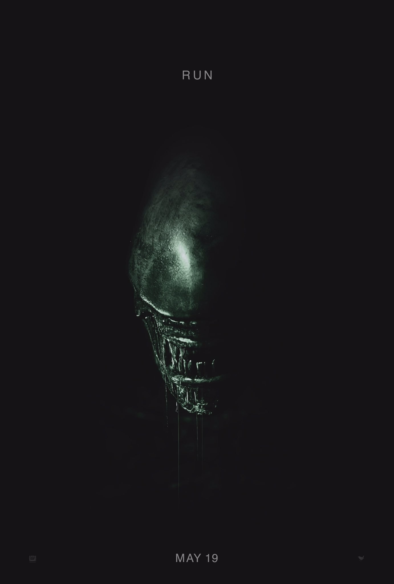 alien covenant poster - SXSW 2017: Ridley Scott, Katherine Waterston, and Danny McBride Talk Alien: Covenant