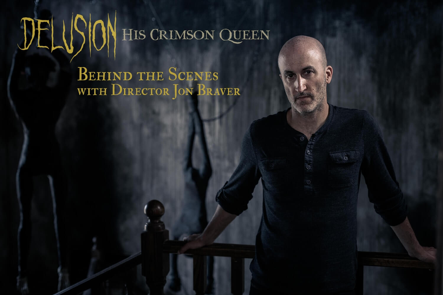 delusion his crimson queen 1 - Win a Backstage Tour of the Hit Show Delusion