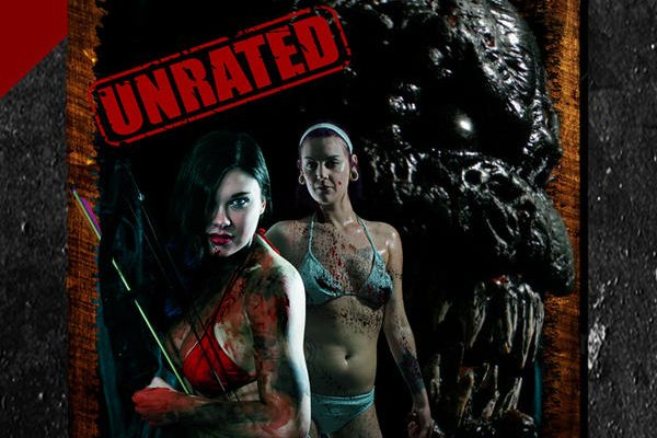 dontfuck dvd s - Don't F#@k in the Woods! Now on Unrated DVD/Blu-ray!