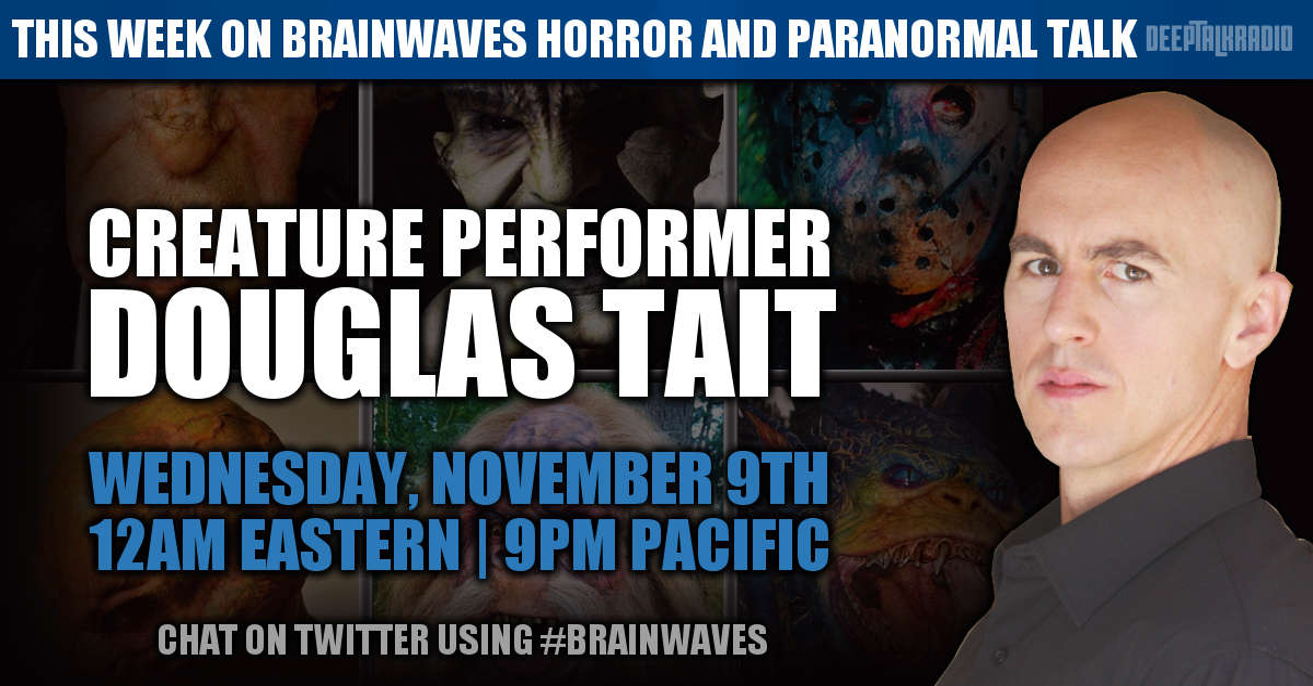 Brainwaves Douglas Tait