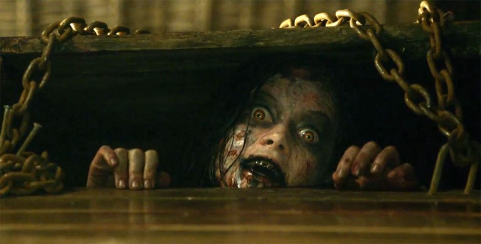 evil dead remake 1 - Top 5 Surprisingly Awesome Horror Movie Remakes