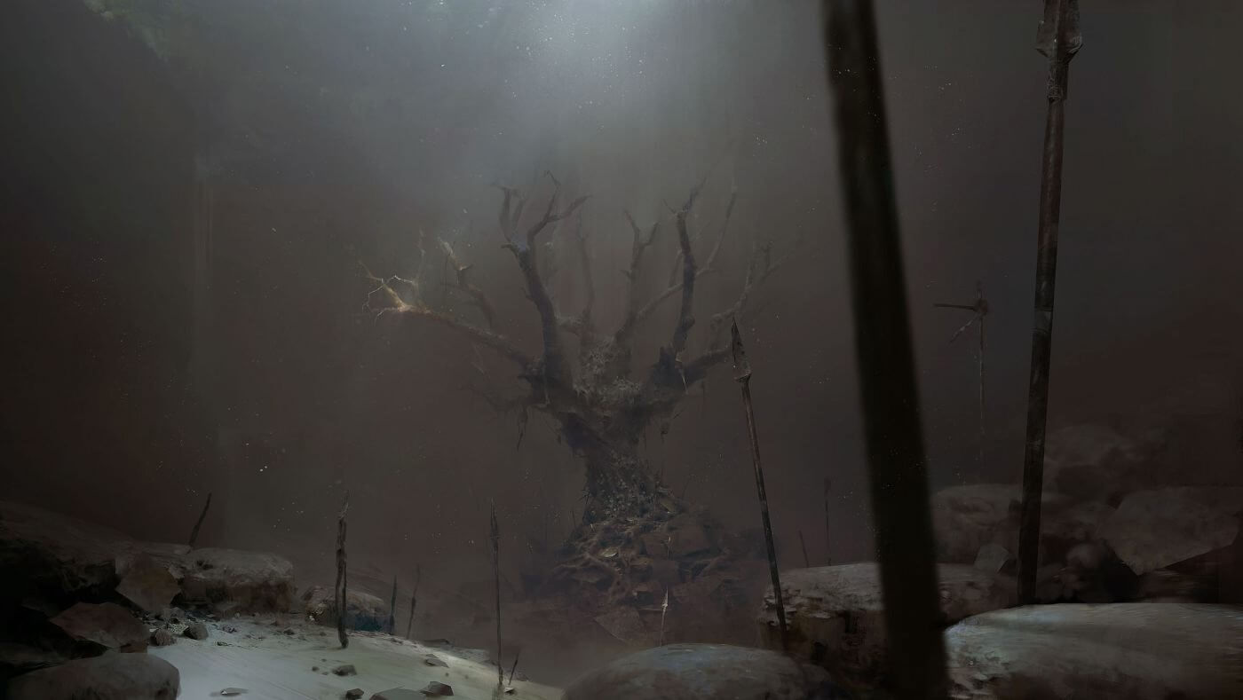 project wight5 1 - Battlefield Series Writer David Goldfarb Working On New Viking Horror Game
