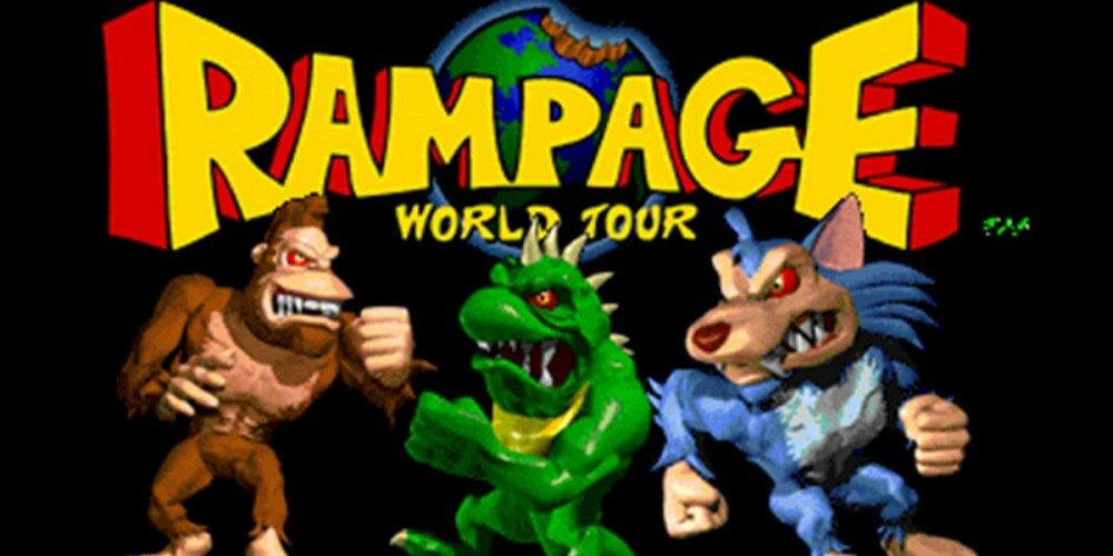 rampage game 1 - Brad Peyton Talks Rampage Adaptation!