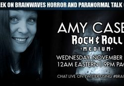 Amy Casey Rock and Roll Medium Brainwaves