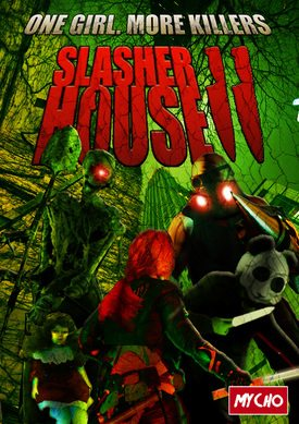sh2poster1 - It's a Wrap for Slasher House II; Trailer, Stills, Artwork and More!