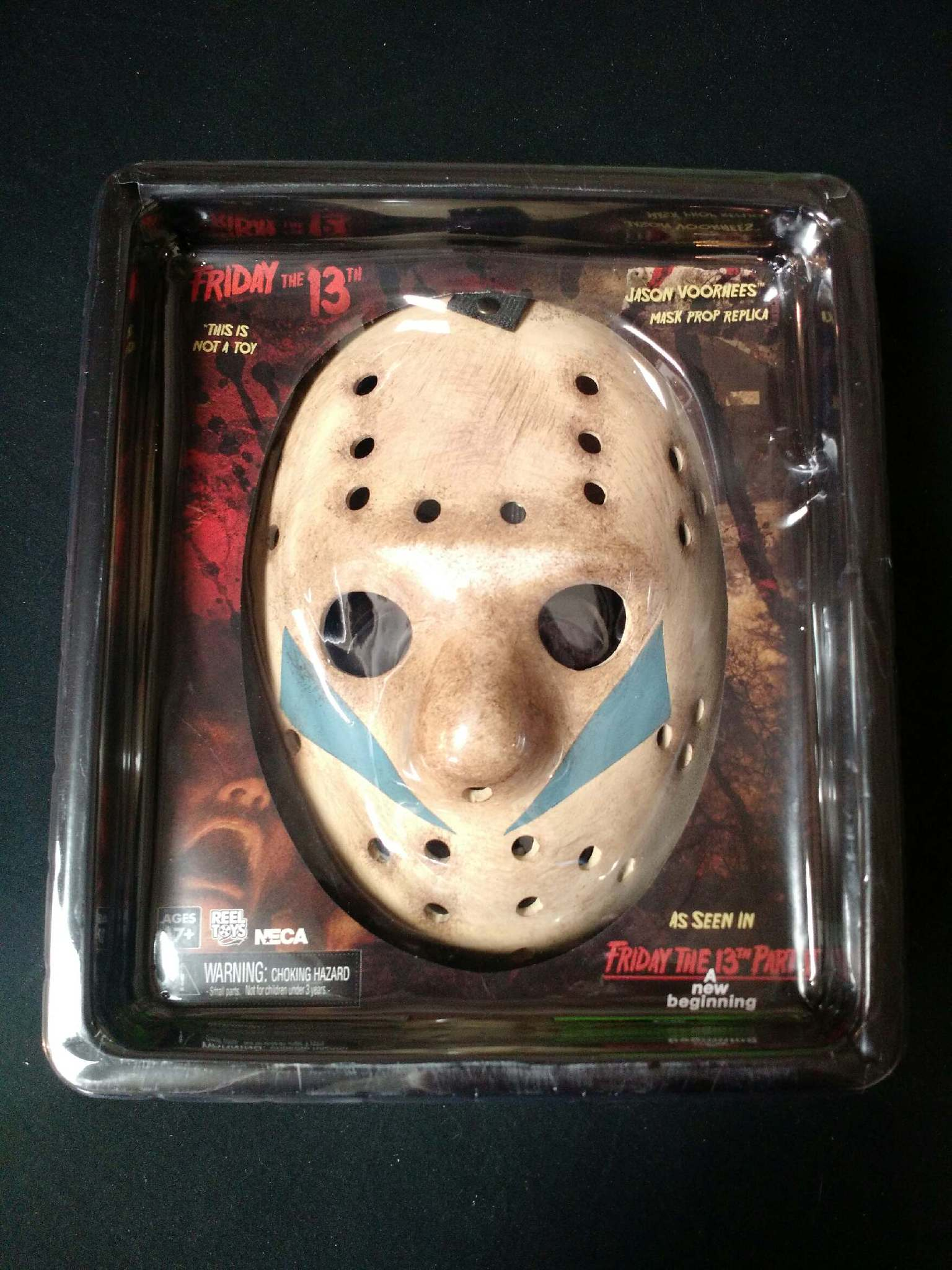 Jason Voorhees Christmas Box of DreadSeventh Box