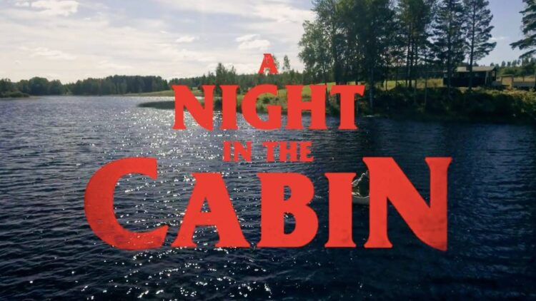 A Night in the Cabin 1 750x422 - New Swedish Horror Film Invites You to Spend a Night in the Cabin