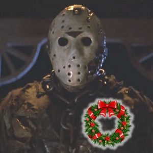 Friday the 13th Jason Voorhees Christmas