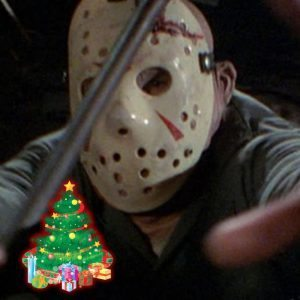 Friday the 13th Jason Voorhees Christmas Box of Dread